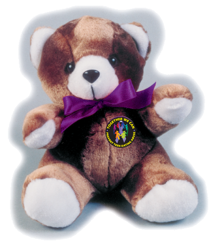 Prevent Teen Dating Abuse! - Teddy Bear