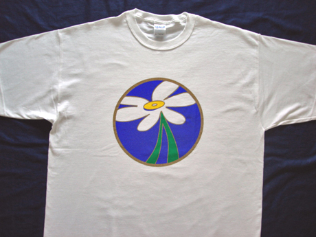White Daisy - Tee-Shirt