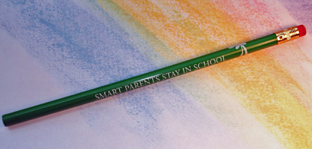 DAISY/Smart Parents Stay In School - Pencil