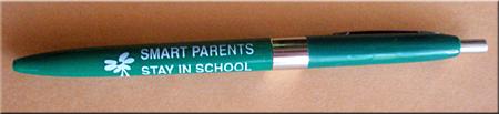 Daisy/SMART PARENTS STAY IN SCHOOL- Pen