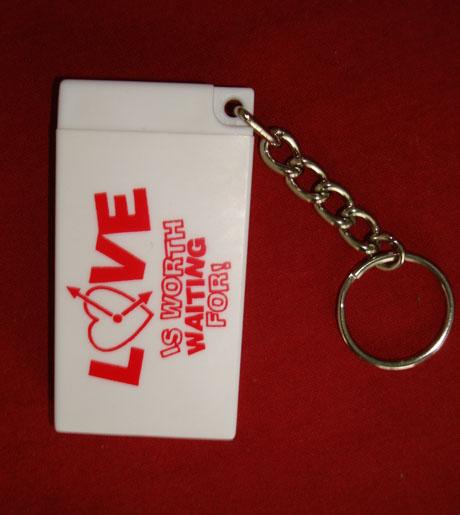 Love Is Worth....Key-Chain