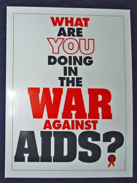 Poster Hiv AidsHiv Prevention Poster