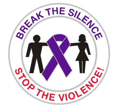 Break The Silence-Stop The Violence!-Stickers