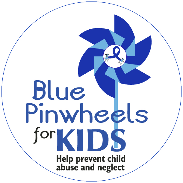 Pinwheels for Kids - Button