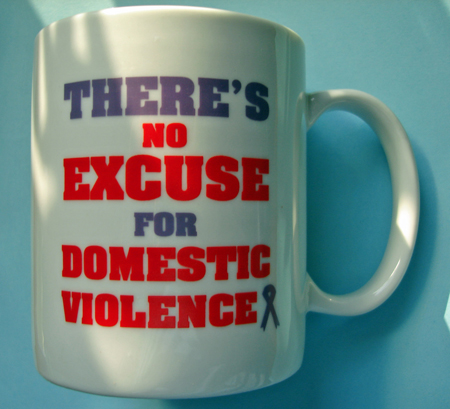 There's No Excuse For DV - MUG