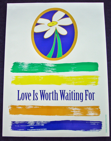 DAISY/Love Is Worth Waiting For - Poster